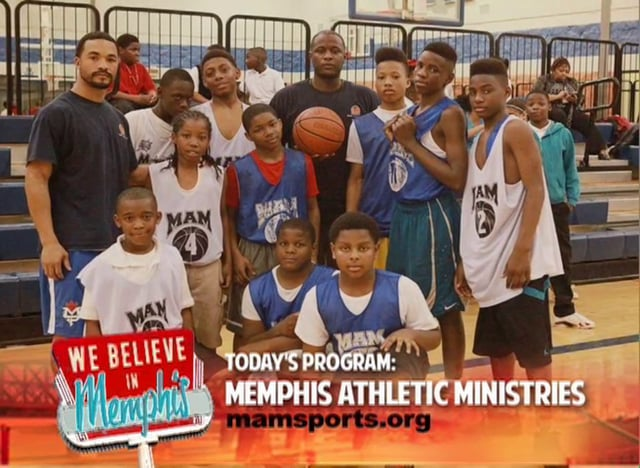 Memphis Athletics Ministries