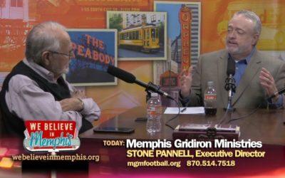 Memphis Gridiron Ministries: Stone Pannell