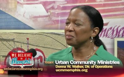 Urban Community Ministries: Donna W. Walker