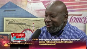 Memphis Christian Pastors Network: James Kirkwood